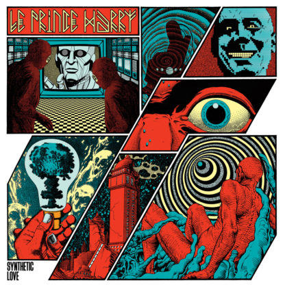 LE PRINCE HARRY Synthetic Love - Vinyl LP (black)