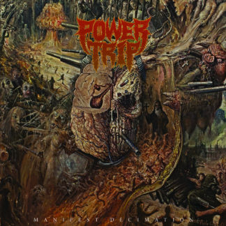 POWER TRIP Manifest Decimation - Vinyl LP (black)