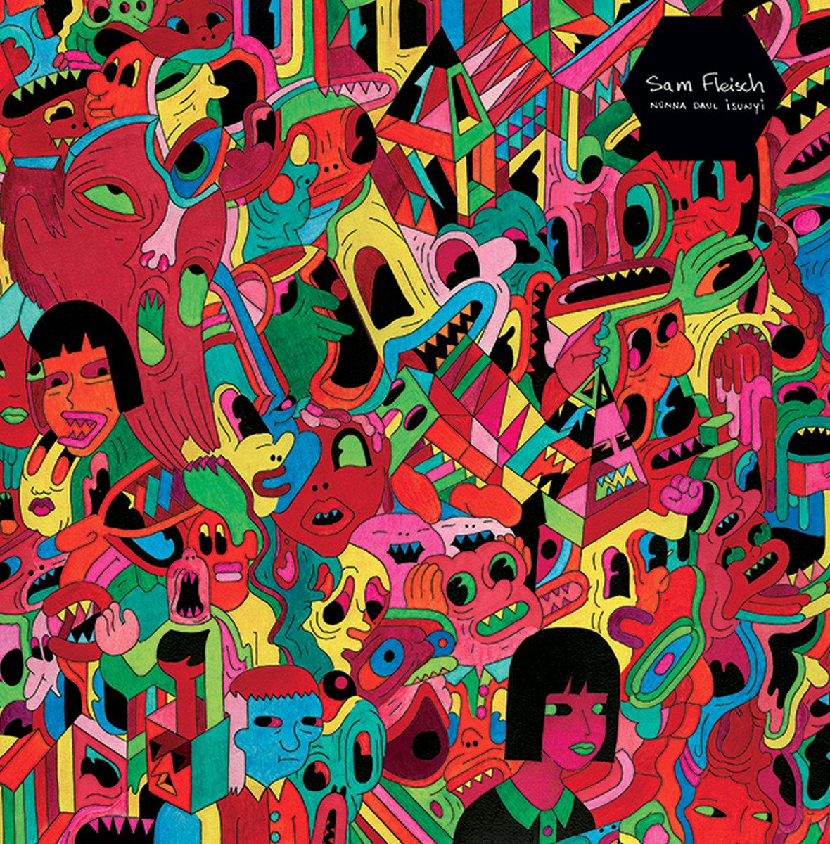 SAM FLEISCH Nunna Daul Isunyi – Vinyl LP (black)