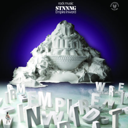 STNNNG Empire Inward - Vinyl LP (grey)