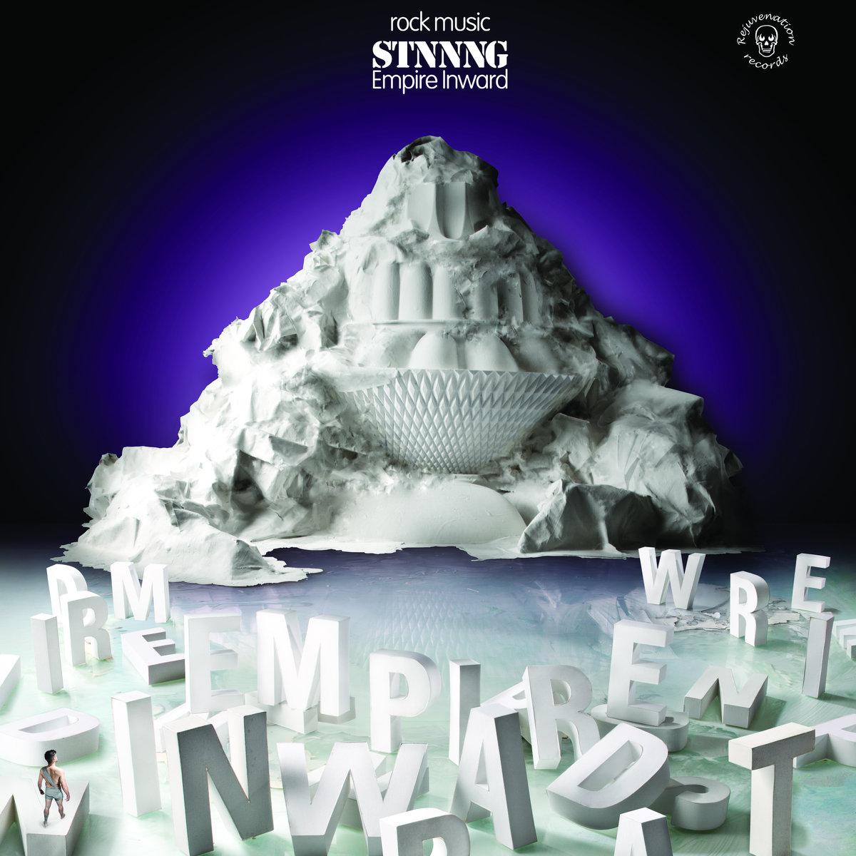 STNNNG Empire Inward - Vinyl LP (grey)