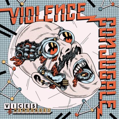 VIOLENCE CONJUGALE Vice et Mensonges – Vinyl LP (black)