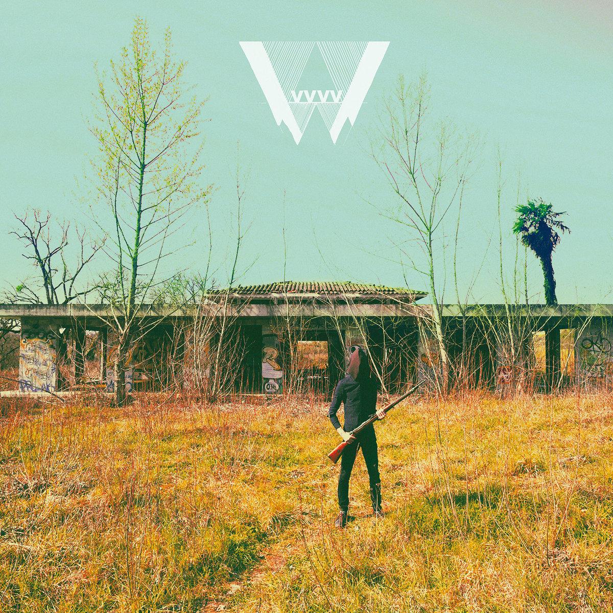 VVVV S/t – Vinyl LP (black)