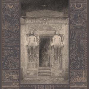 ASH BORER The Irrepassable Gate - Vinyl LP (black)