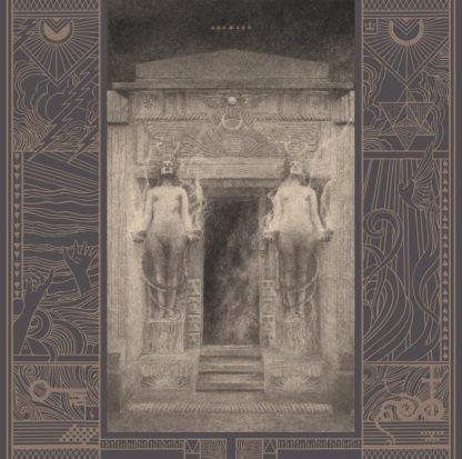 ASH BORER The Irrepassable Gate - Vinyl 2xLP (black)