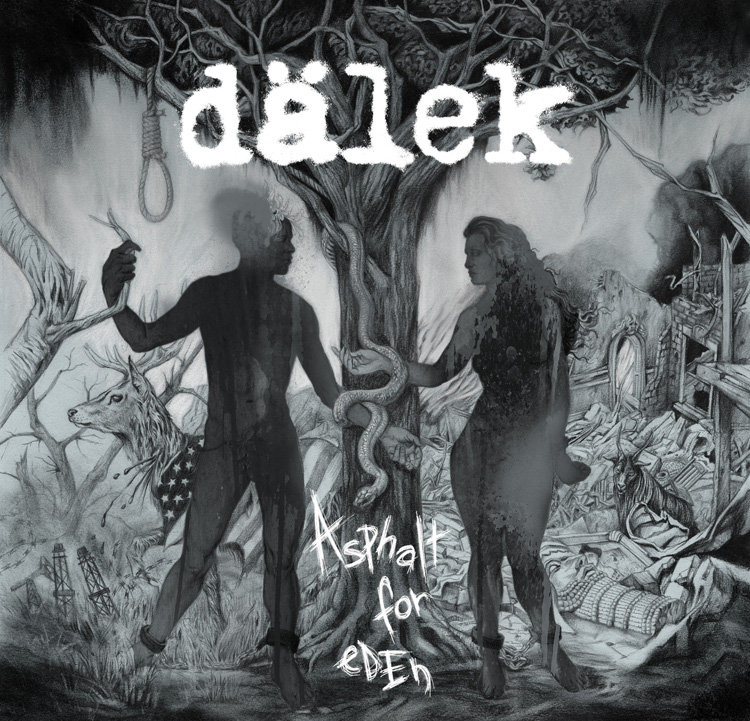 DALEK - Asphalt For Eden - Vinyl LP (black)
