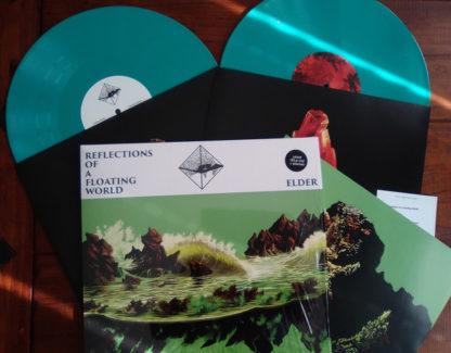 ELDER Reflections of a Floating World – Vinyl 2xLP (sea foam green)