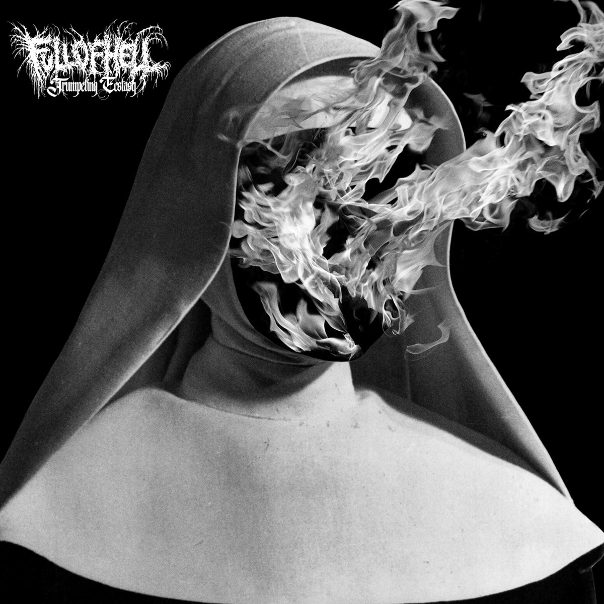 FULL OF HELL Trumpeting Ecstasy - Vinyl LP (black |clear)