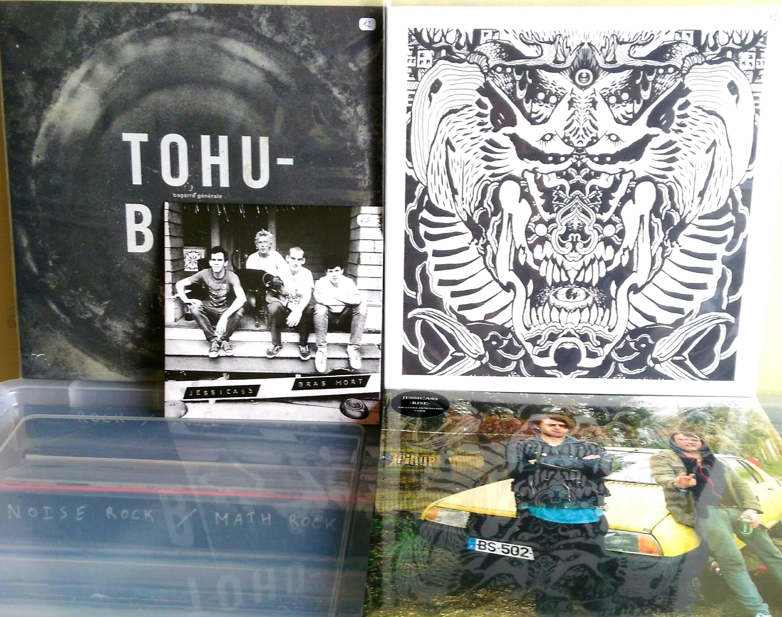Shop | Music Fear Satan : BAGARRE GENERALE, JESSICA93, BRAS MORT, MONARCH, BIRUSHANAH