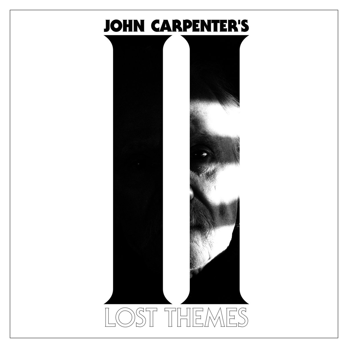 JOHN CARPENTER Lost Themes II - Vinyl LP (black)