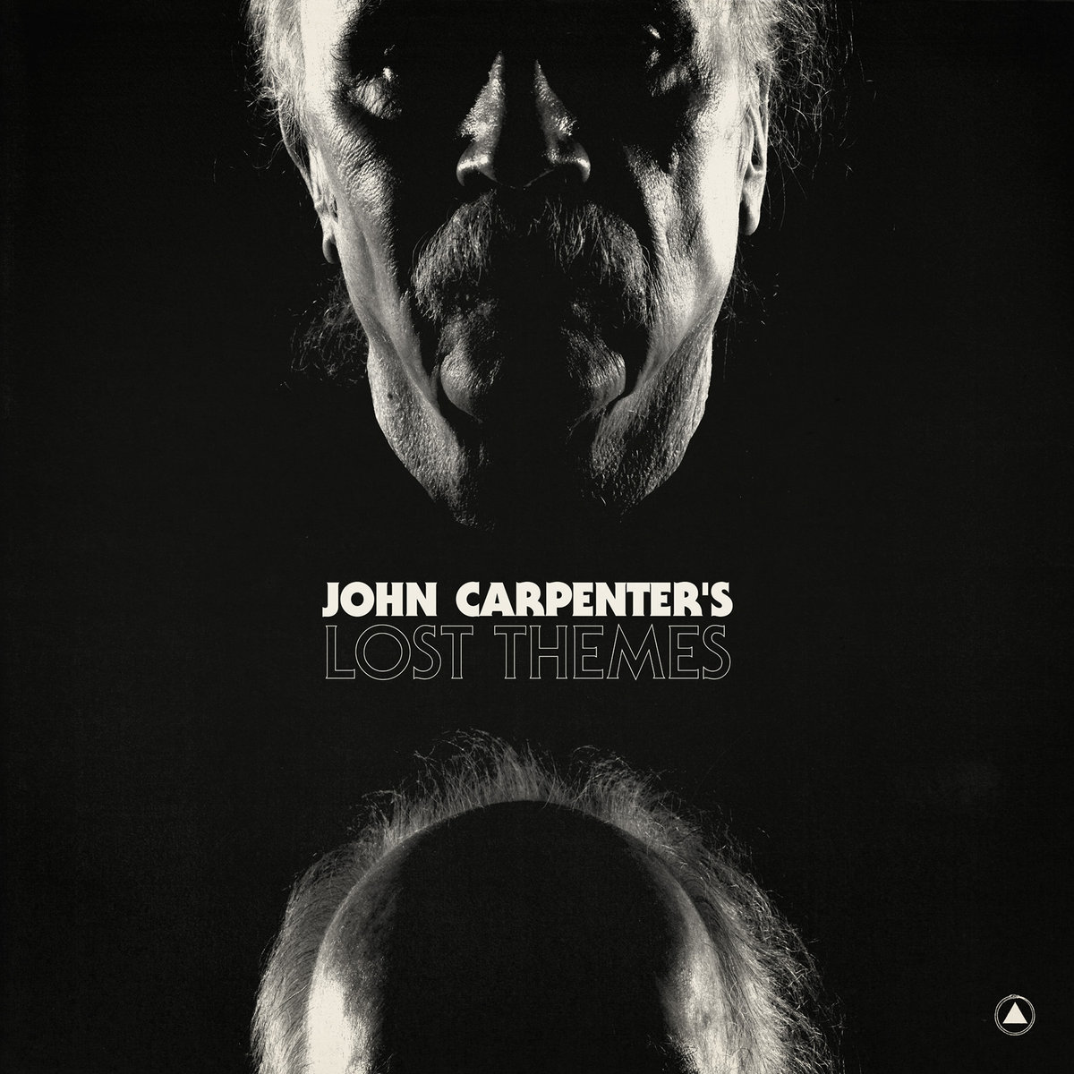 JOHN CARPENTER Lost Themes - Vinyl LP (black)