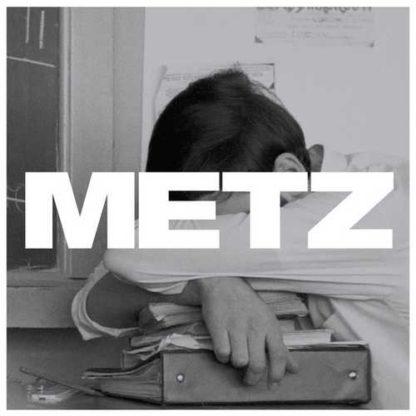 METZ Metz - Vinyl LP (black)