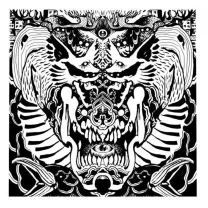MONARCH / BIRUSHANAH Split - Vinyl LP (black)