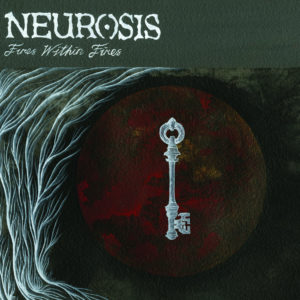 NEUROSIS Fires Within Fires - Vinyl LP (grey)