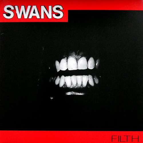 SWANS Filth – Vinyl LP (black)