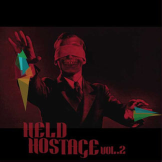 V/A Held Hostage Volume 2 - Vinyl LP (black)