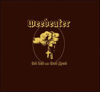 WEEDEATER God Luck and Good Speed - Vinyl LP (black)