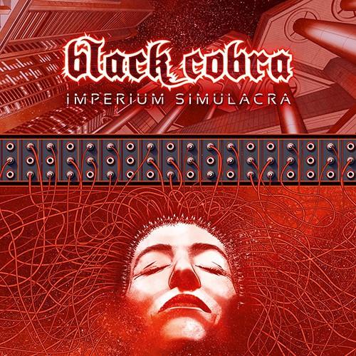 BLACK COBRA Imperium Simulacra - Vinyl 2xLP (silver)