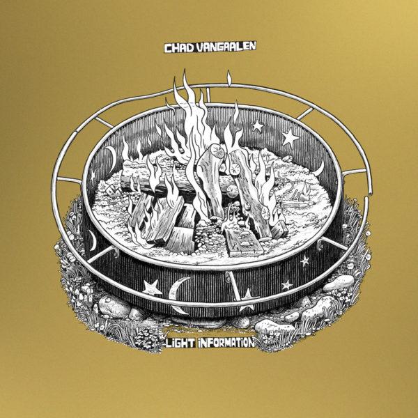 CHAD VANGAALEN Light Information - Vinyl LP (clear)