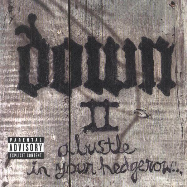 DOWN II (A Bustle In Your Hedgerow…) - Vinyl 2xLP (black)