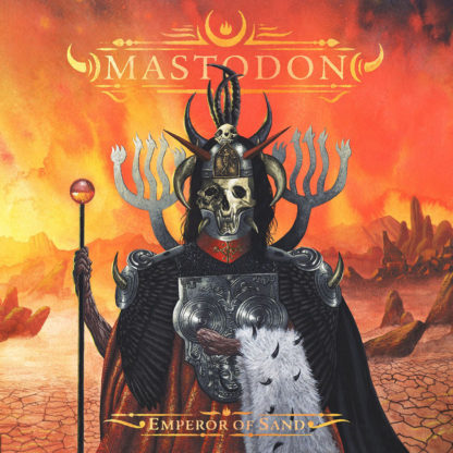 MASTODON Emperor Of Sand - Vinyl 2xLP (black)