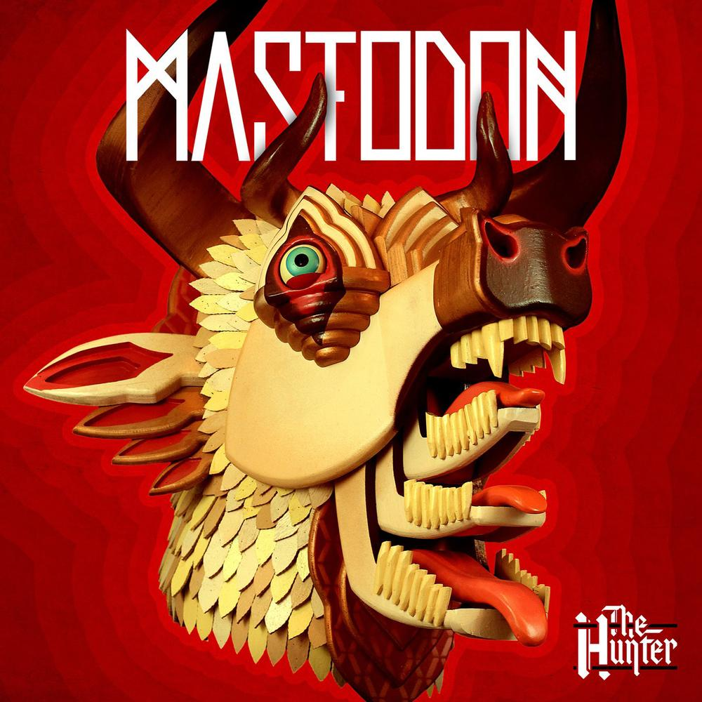 MASTODON The Hunter - Vinyl LP (black)