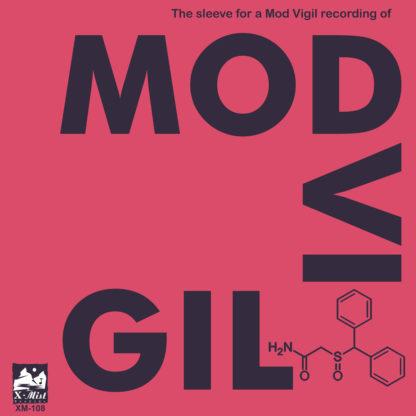 MOD VIGIL s/t - Vinyl LP (black)
