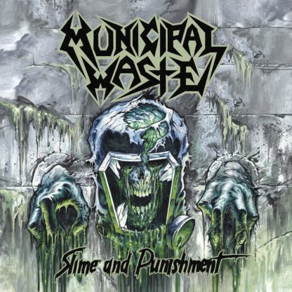 MUNICIPAL WASTE Slime And Punishment - Vinyl LP (black)