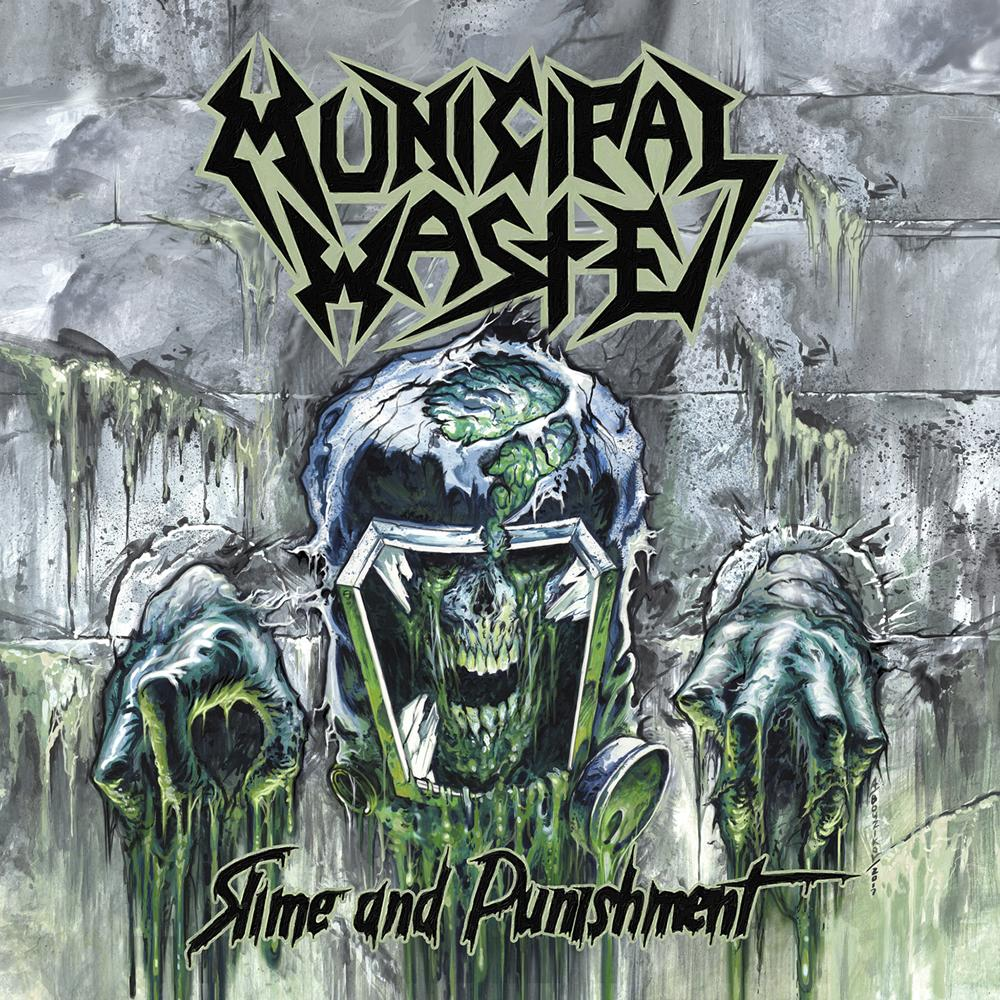 MUNICIPAL WASTE Slime And Punishment – Vinyl LP (black)
