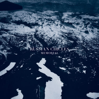 RUSSIAN CIRCLES Memorial - Vinyl LP (black)