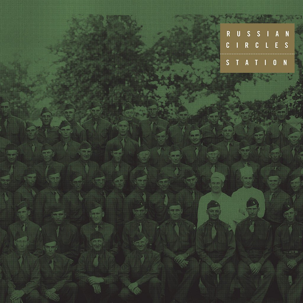 RUSSIAN CIRCLES Station - Vinyl LP (black)