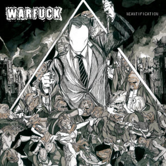 WARFUCK Neantification - Vinyl LP (clear)