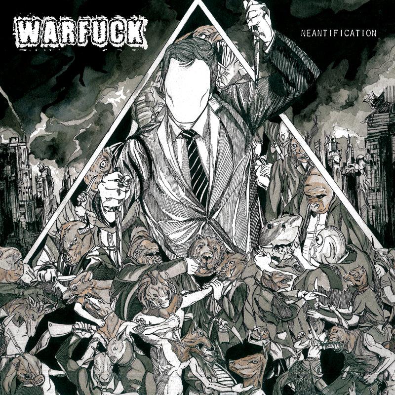WARFUCK Neantification - Vinyl LP (clear)