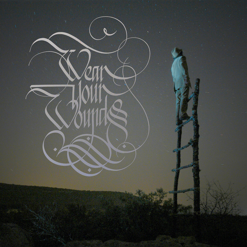 WEAR YOUR WOUNDS WYW – Vinyl 2xLP (black)