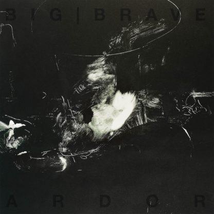 BIG BRAVE Ardor - Vinyl LP (black)