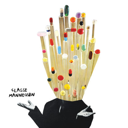 CLASSE MANNEQUIN S/t - Vinyl LP (black)
