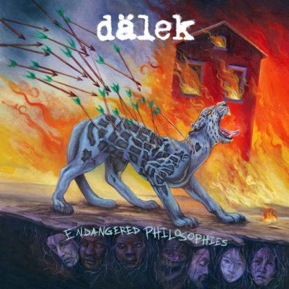 DALEK Endangered Philosophies - Vinyl 2xLP (black)