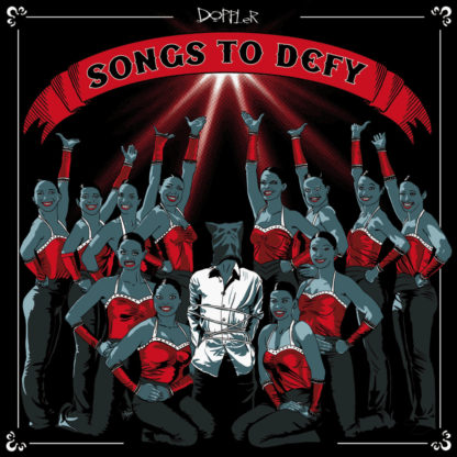 DOPPLER Songs To Defy - Vinyl LP (black)