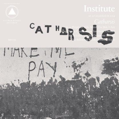 INSTITUTE Catharsis - Vinyl LP (black)