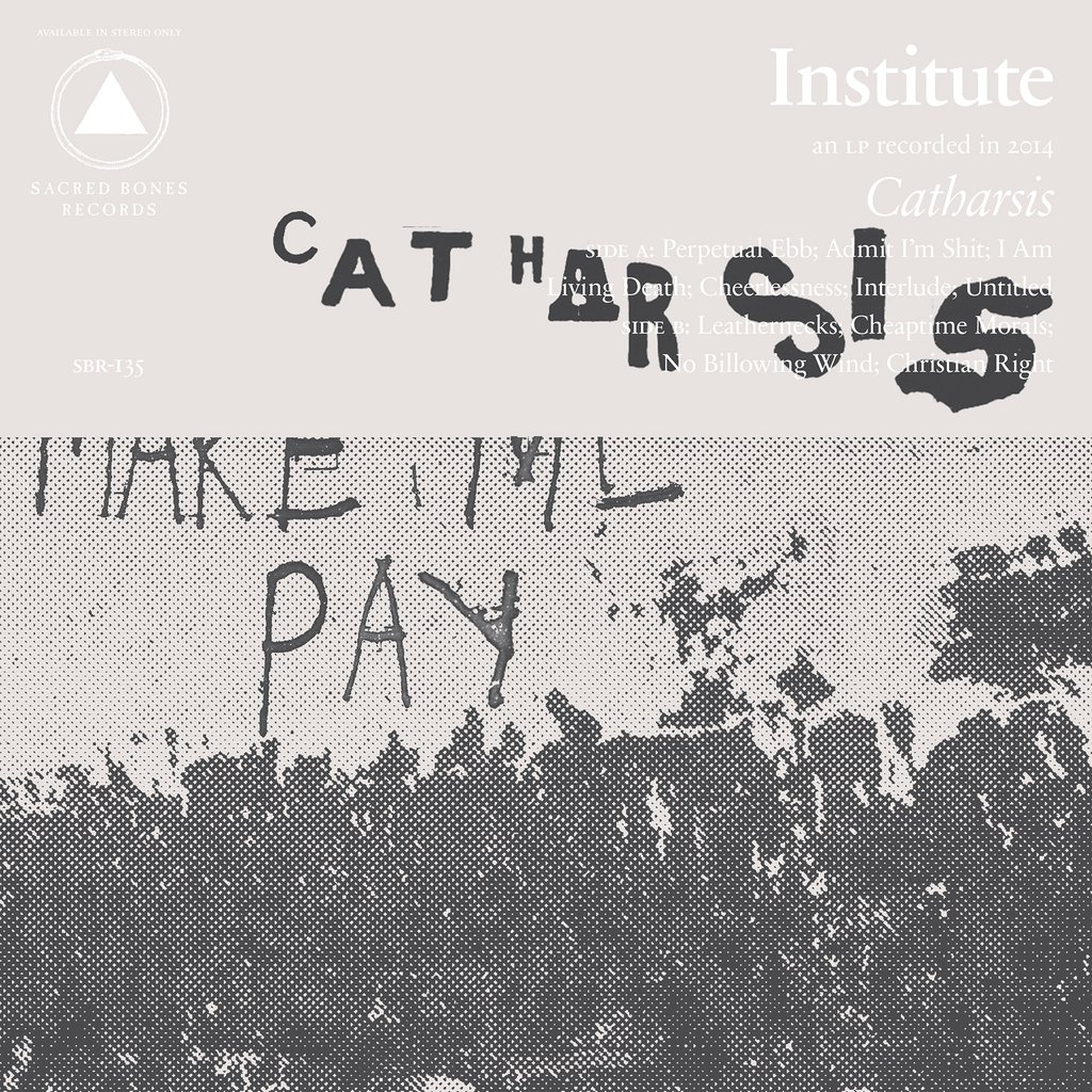 INSTITUTE Catharsis - Vinyl LP (black)