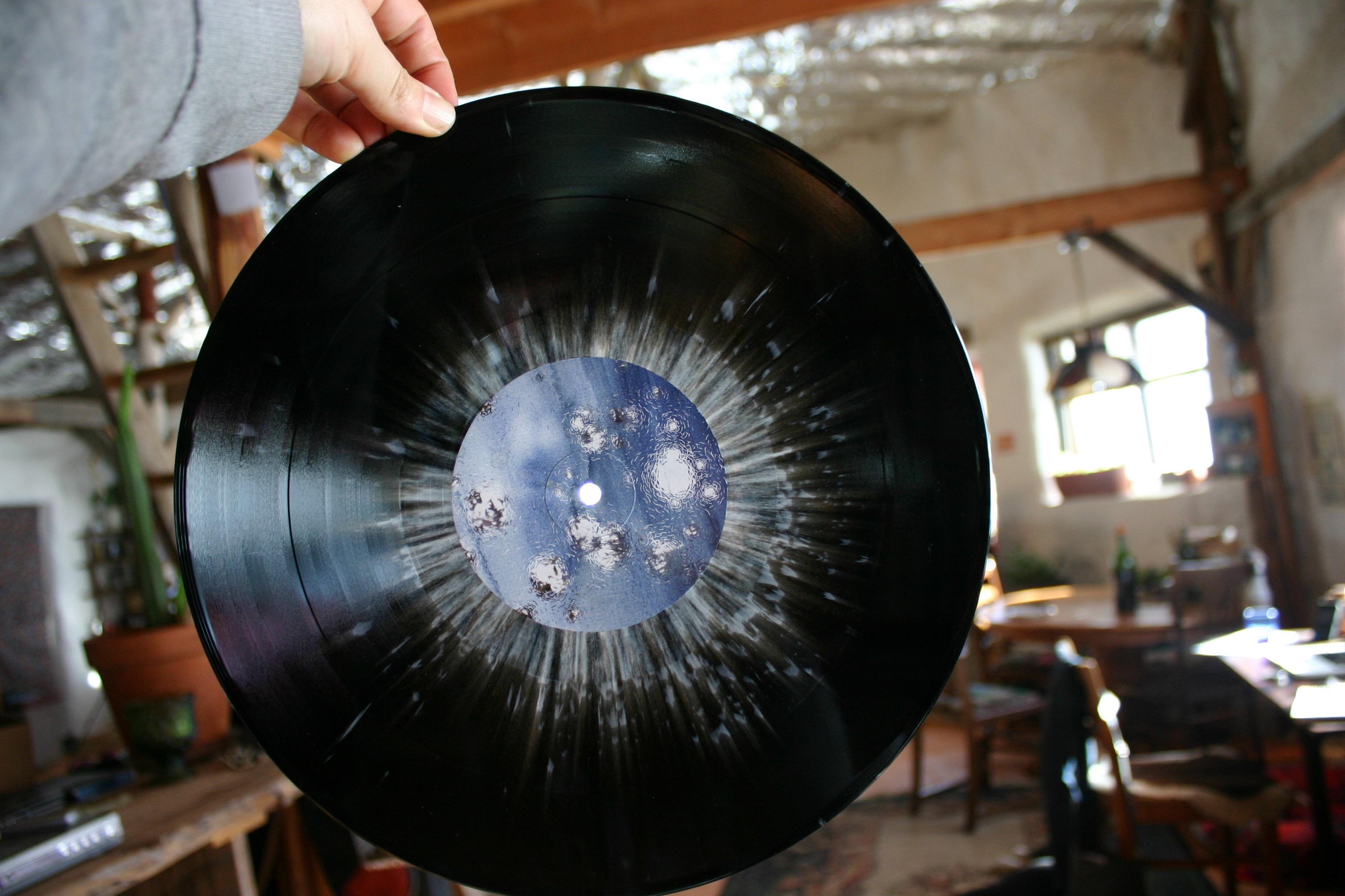 ISIS Wavering Radiant – Vinyl 2xLP (black with white splatter | black)