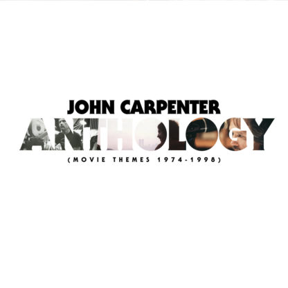 JOHN CARPENTER Anthology: Movie Themes 1974-1998 - Vinyl LP (red + 7"