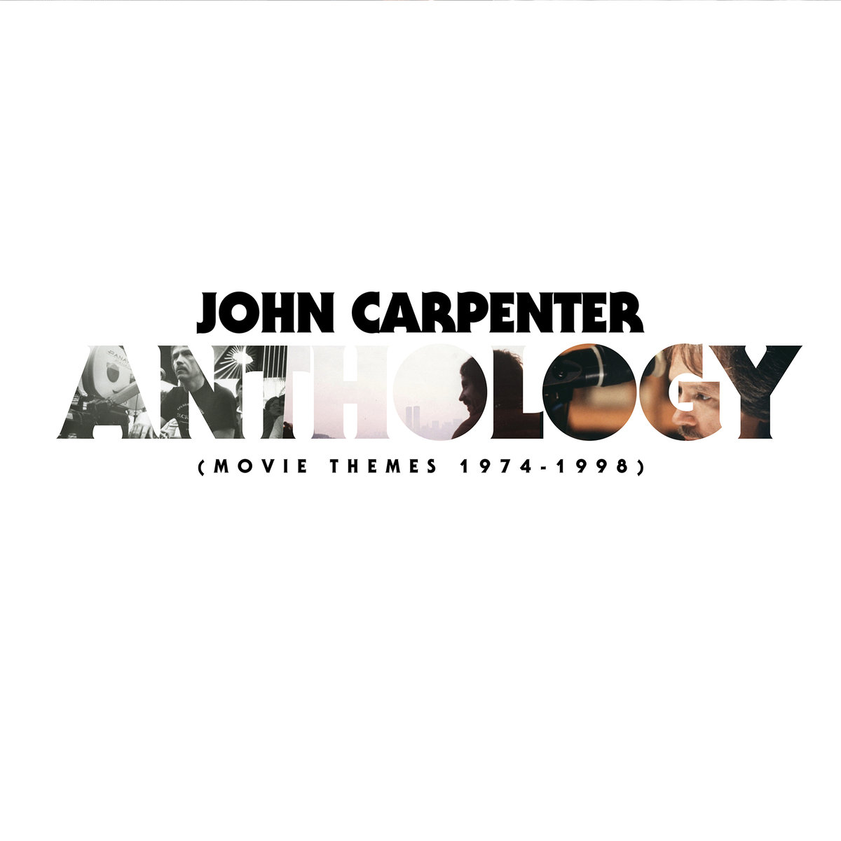 JOHN CARPENTER Anthology: Movie Themes 1974-1998 – Vinyl LP (red + 7″ | black)