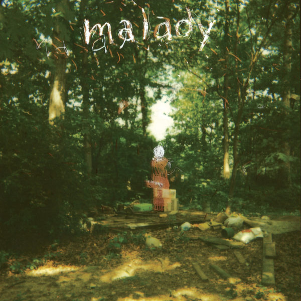 MALADY s/t - Vinyl LP (green with brown splatter)