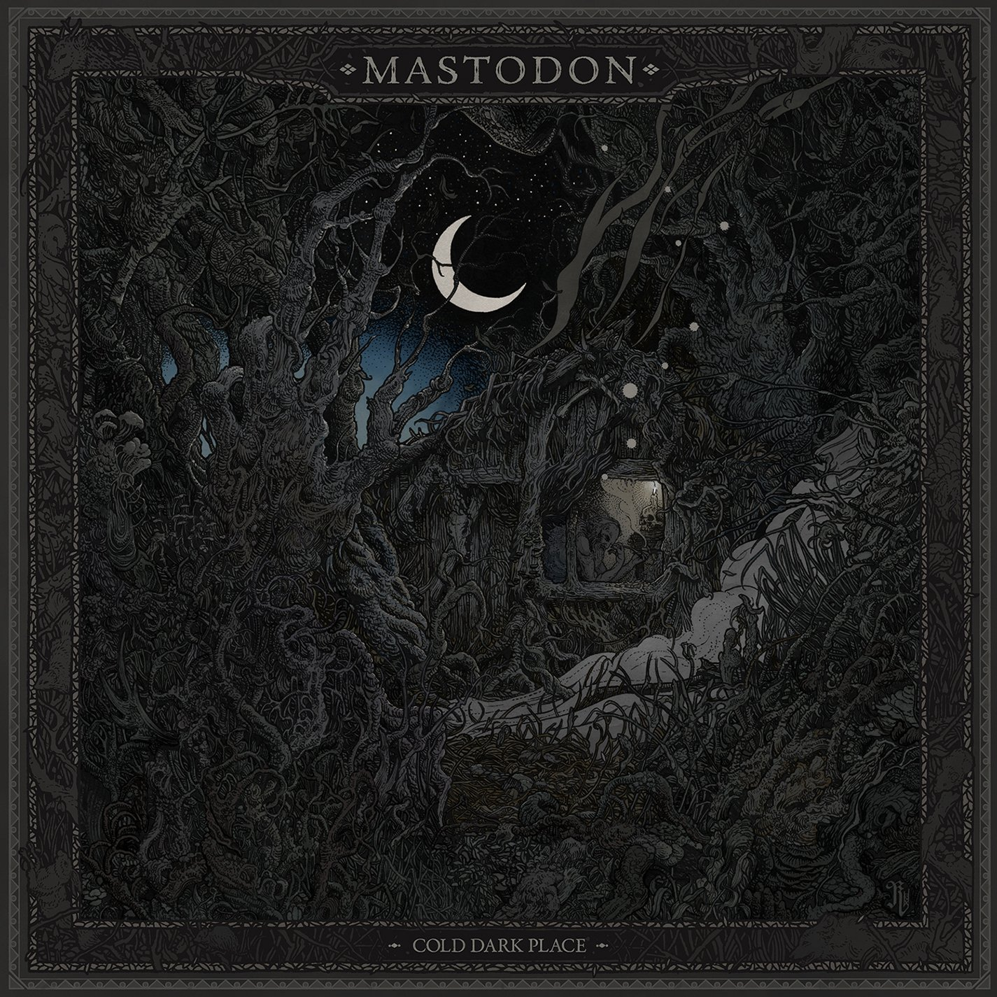 "MASTODON Cold Dark Place - Vinyl 10"" (picture disc)"