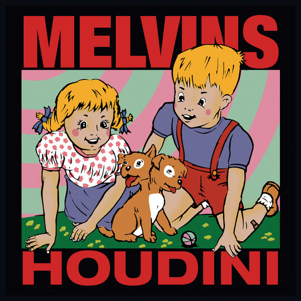MELVINS Houdini – Vinyl LP (black)