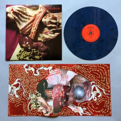 PHARMAKON Bestial Burden - Vinyl LP (bruise)