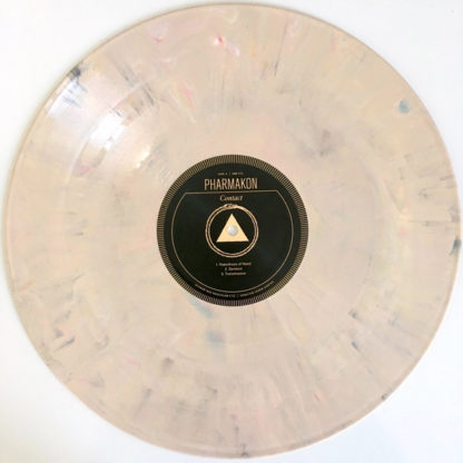 PHARMAKON Contact - Vinyl LP (cream and black marbled)