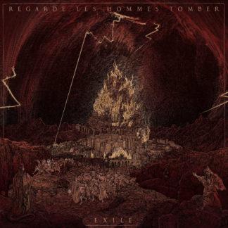 REGARDE LES HOMMES TOMBER Exile - Vinyl LP (black)