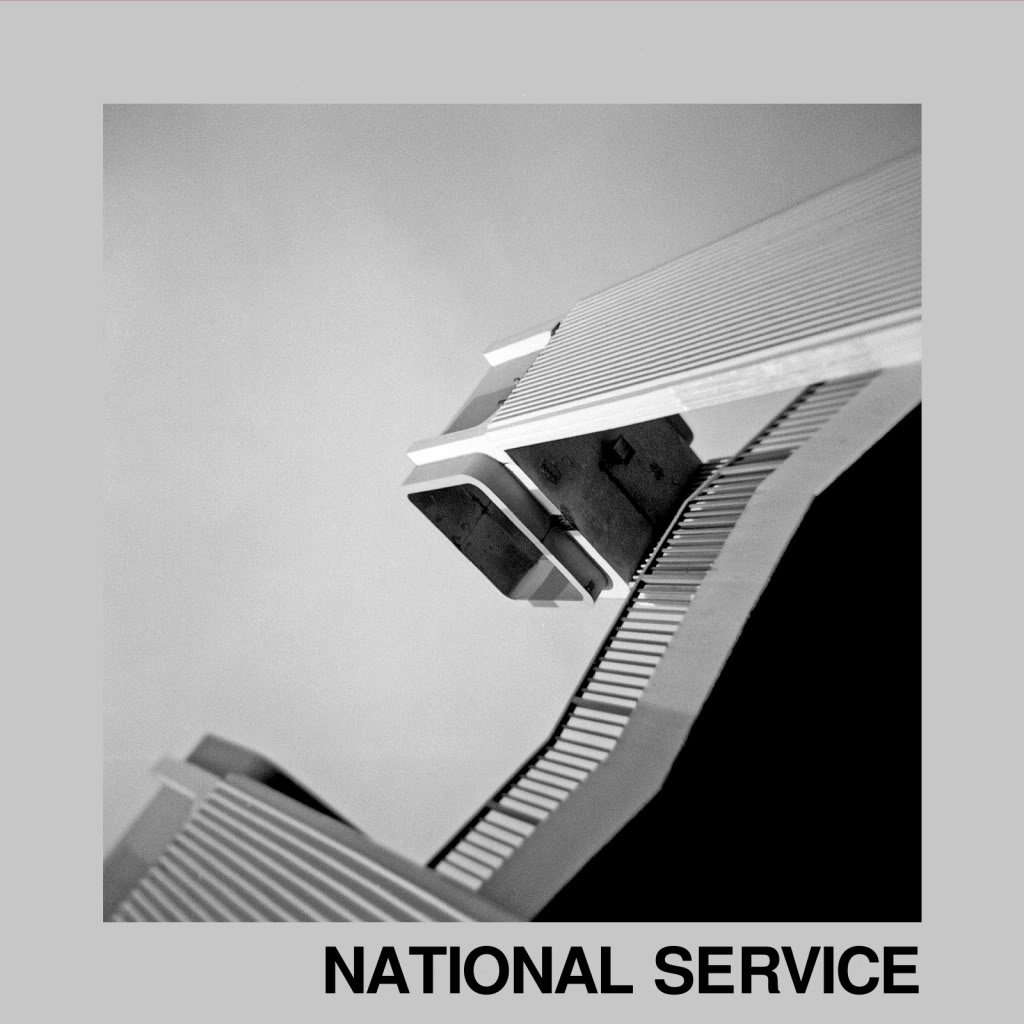 TOTAL VICTORY National Service - Vinyl LP (black)